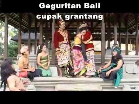 Geguritan Bali | Cupak Grantang