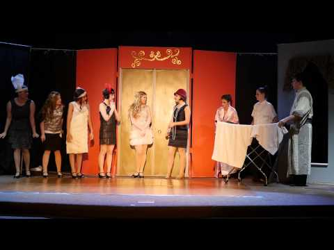 "East Hill Christian School's ""Thoroughly Modern Milly"" 2015"