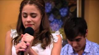 Seriál Violetta Na Disney Channel Violetta Zpívá En Mi Mundo V Baru Epizoda 19