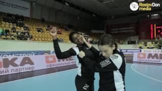 Mannequin Challenge перед матчем Ростов-Дон - Луч