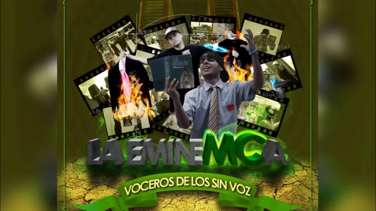 La EmineMCa - Voceros De Los Sin Voz (AUDIO)