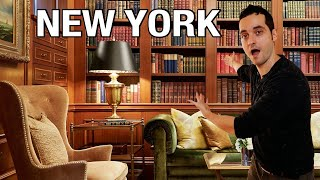 NEW YORK'S BEST Boutique Hotel? The Library (Midtown Manhattan)