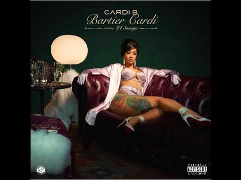 Cardi B - Bartier Cardi ft. 21 Savage (Snippet)
