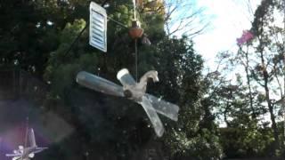 Windmill Weathervane