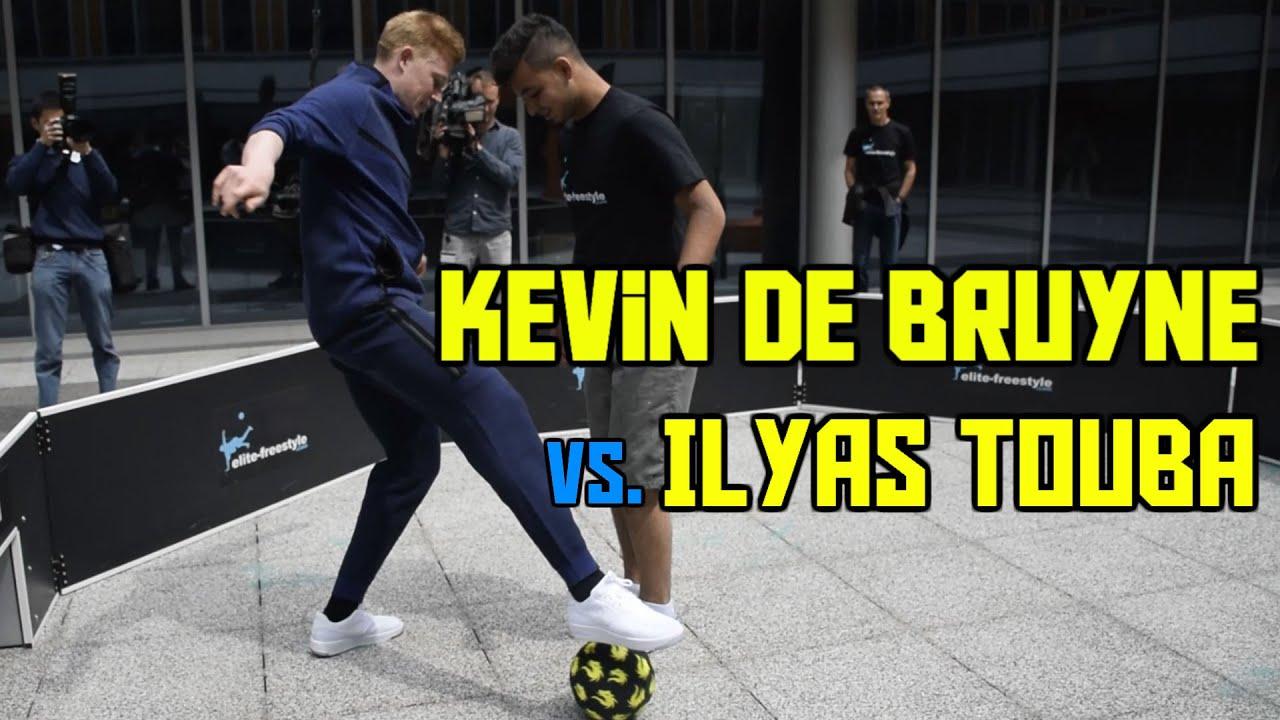 85f55b3389 Elite-Freestyle.com  KEVIN DE BRUYNE vs. PANNA CHAMPION - YouTube