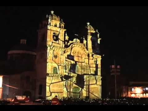Baixar Video Maping 3D Fiestas Del  CUSCO 2011