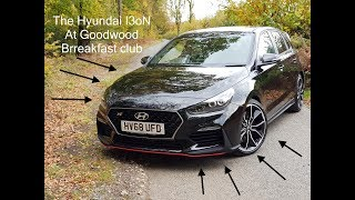 The Goodwood Breakfast Club - Pops, Bangs and Fast Hot Hatches!!
