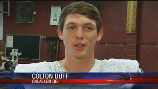 Calallen football team reacts to Dr. Anita Danaher's car accident