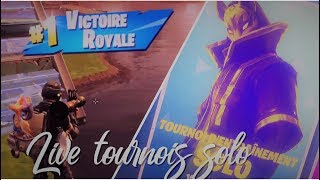 |LIVE|FR|PS4| Game Tournois Solo Finale Victory Top 1 Fortnite Battle Royale