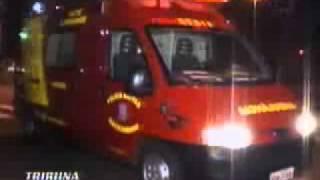 Programa Carlos Camargo 15/11/2010 - Acidente Londrina