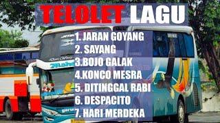 Top Hits -  Unik Klakson Telolet Lagu Bis Indonesia