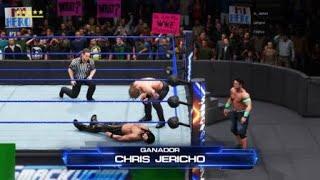 Chris Jericho VS John Cena VS Seth Rollins | WWE 2K20