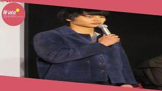 俳優中村蒼(26)が9日、都内で、主演するBSジャパンの連続ドラマ...