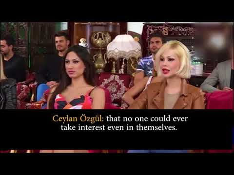 Ceylan Özgül praises Mr Adnan Oktar and his friends in several TV shows and conversations