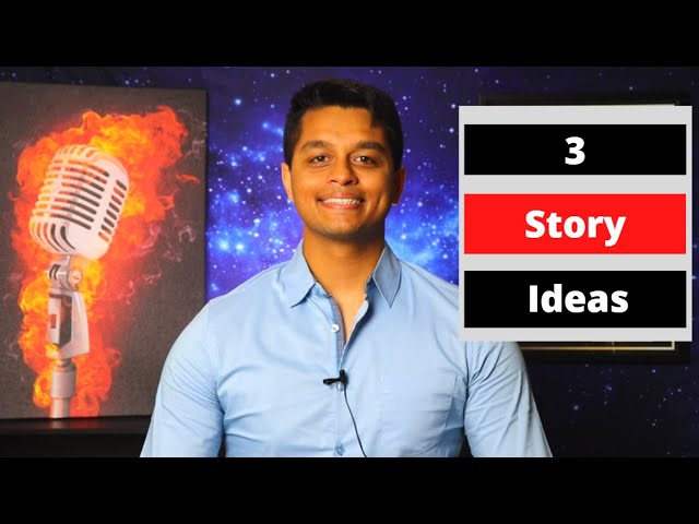 3 Story Ideas with the E.A.R Framework to create Captivating Content