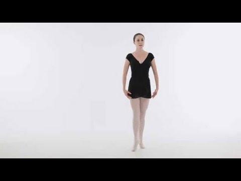 How to Do a Pas de Bourree | Ballet Dance
