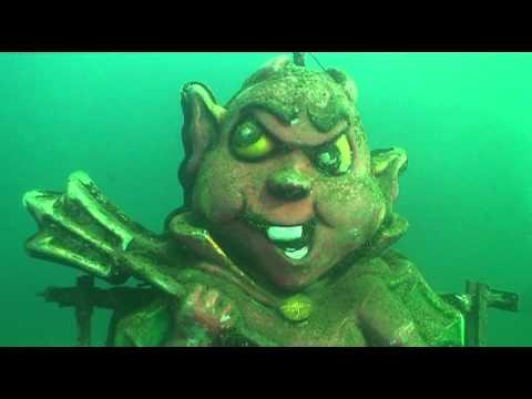 Diveworld Videos | Xmas scuba dive 2015 movie