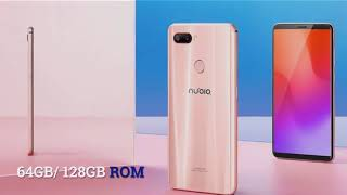 ZTE Nubia Z18 Mini: 6GB RAM, dual 24MP cameras!!