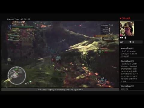 Monster Hunter World: Part 2 (Ft. Alibastor Cosplay)