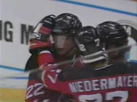 56df82f95 1995 Stanley Cup Finals Game 1 Claude Lemieux Goal - YouTube