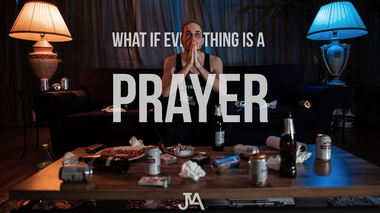 JMA - What If Everything Is a Prayer ft. Courtney Ariel (Official Spoken Word Video)