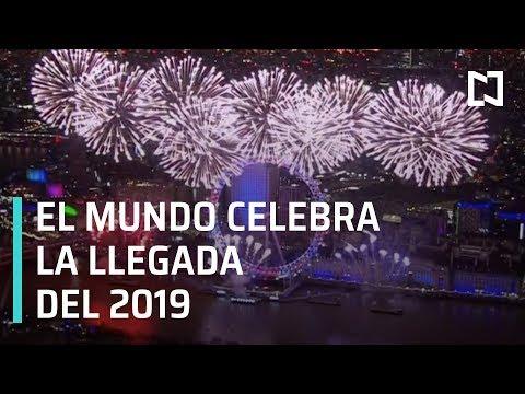 Año nuevo 2019: festejos en el mundo - Las Noticias