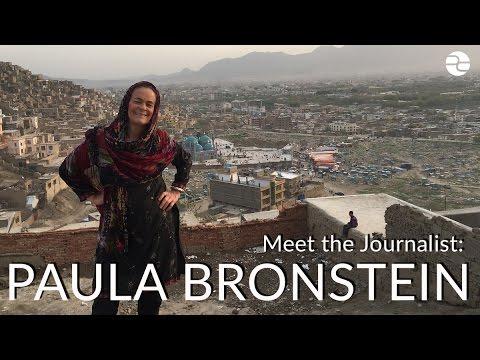 Meet the Journalist: Paula Bronstein