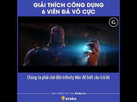 [Phim ảnh] Giải thích công dụng của 6 Viên Đá Vô Cực trong Avengers:  Infinity War