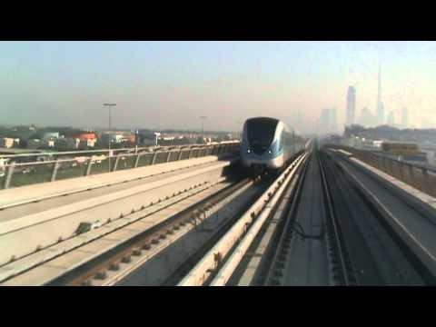 train @ dubai by:conrad