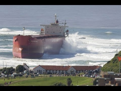 Svitzer Salvage - refloating of the BC Pasha Bulker
