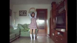 【レナ逢坂】 Miku Hatsune ( 初音ミク )『ろりこんでよかっ』踊ってみた 4Rena4 thumbnail