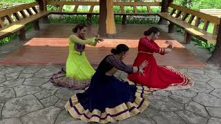 Ghar more pardesiyan | Kalank | Feet2beat | Dance cover
