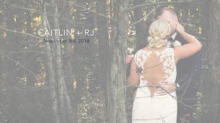 Caitlin + RJ