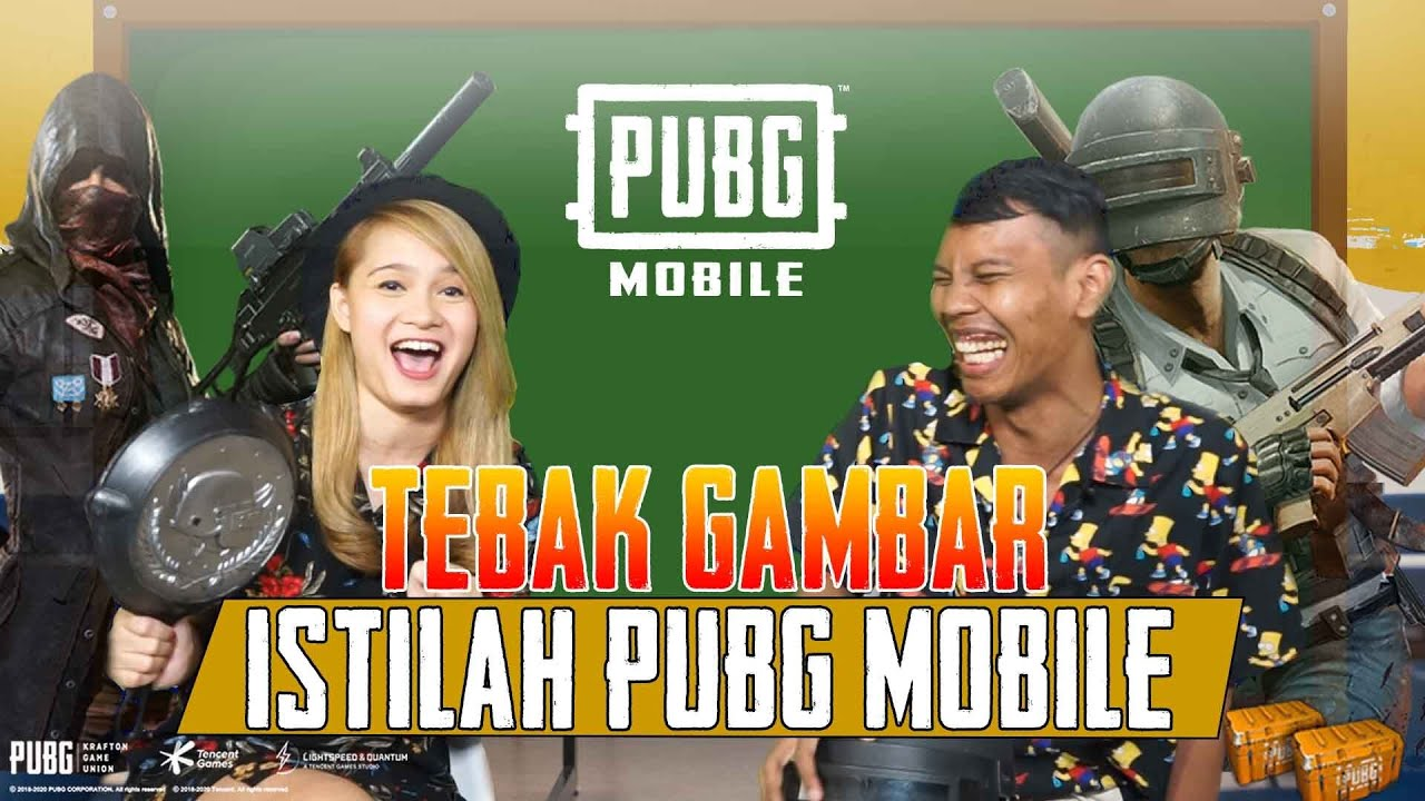 Tebak Gambar Bareng Lalajo & Pandu | PUBG Mobile Indonesia