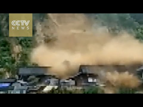South China Landslide: No casualties reported in Hunan Province