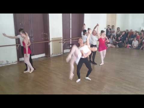 2015 07 31 Who cares PDD  Hicham Lauriane   Yamit Camille  François Jeanne   Alexis Lene