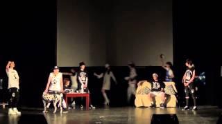 Dalmatian -  Dance Cover Group  By Phantom Trahs   J-rock Day 5 ( Round 1).