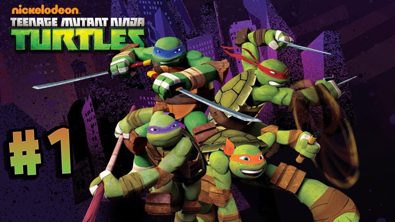 Nickelodeon's Teenage Mutant Ninja Turtles - Walkthrough ...