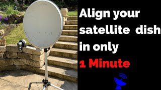 """Align your satellite dish in 1 minute !! With the free application """"satellite finder"""" screenshot 4"""