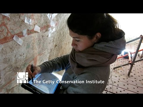 The Getty Conservation Institute