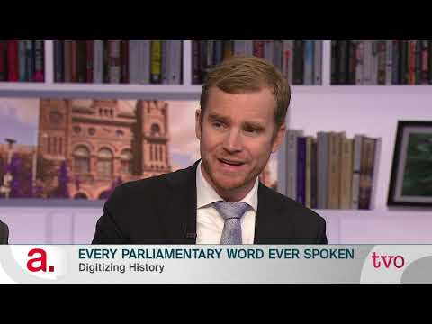 Every Parliamentary Word Ever Spoken
