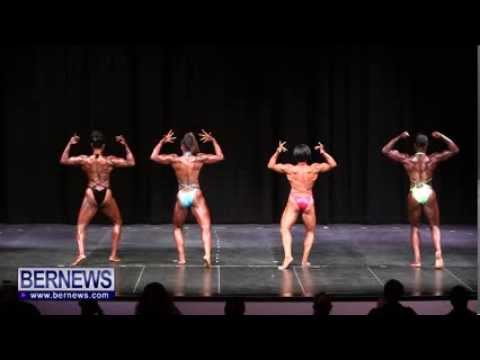 Female Bodybuilding Prejudging Night Of Champions, Aug 17 2013