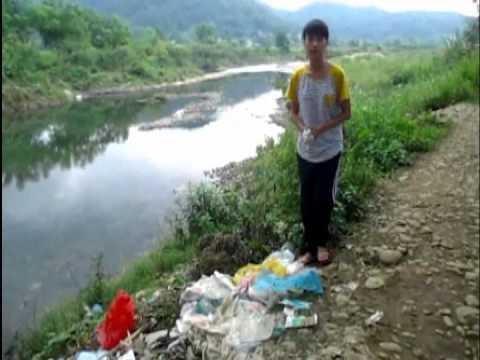 Bài dự thi: Vấn đề ô nhiễm môi trường ở địa phương