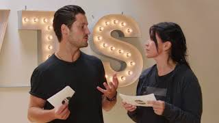 Meet Nancy McKeon and Val Chmerkovskiy - Dancing with the Stars