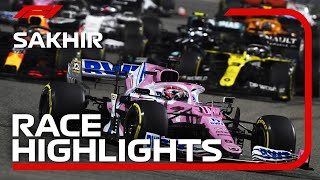 2020 Sakhir Grand Prix: Race Highlights