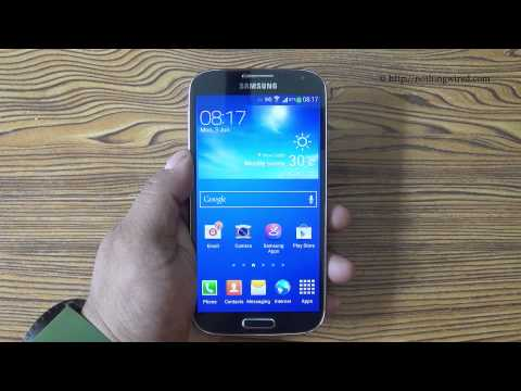 Hidden features of the Samsung Galaxy S4 you didnot know about
