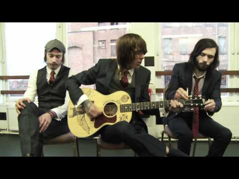 ATP! Acoustic Session: Never Shout Never -