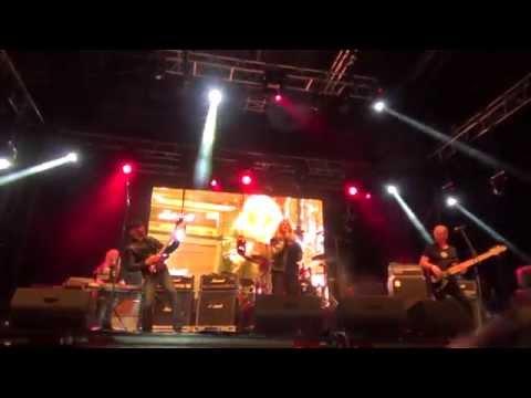 Bonnie Tyler live in Grimaud (St.Tropez) - Harley Davidson Euro Festival 2014