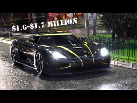 Koenigsegg Agera R Top Price Review