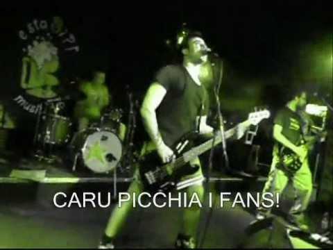 CARU PICCHIA I FANS - Undeka gli Antimusika--Karaoke